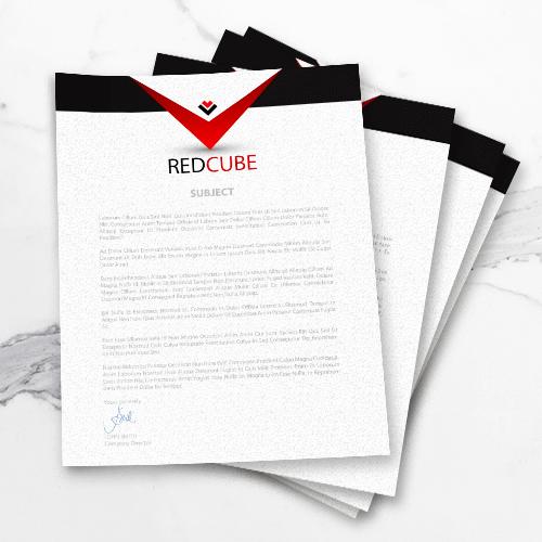 Offset Printing Press Dubai | Letter head Printing 5