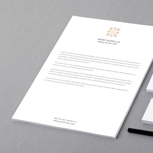Offset Printing Press Dubai | Letter head Printing 6