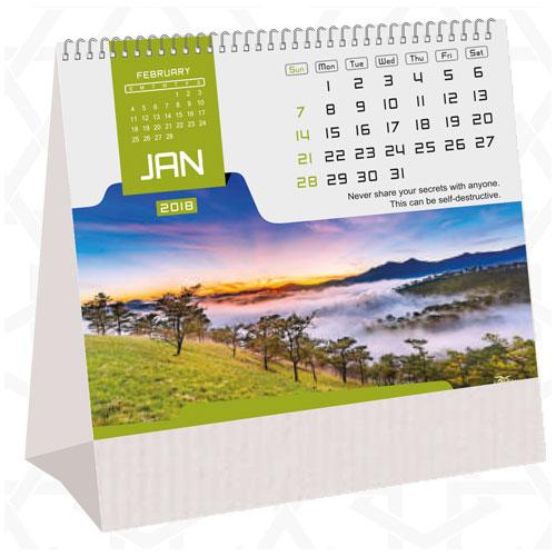 Calendar Printing Dubai | Top Offset Printing Company