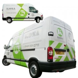Vehicle Wraps Dubai | Wide Printing UAE 1